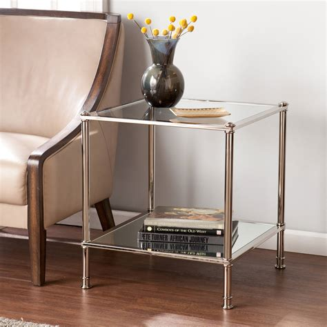 Discount Glass End Tables