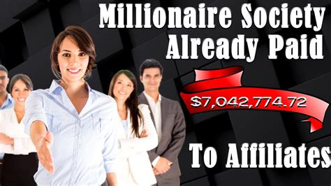 Discount On Millionaire Society - Already Paid $7,042,774.72 To.