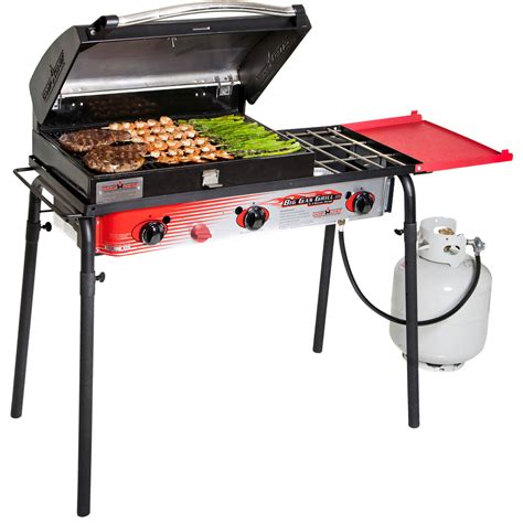 Cabelas Discounted Camp Chef Big Gas Bbq Grill.