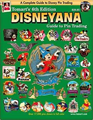 Disneyana Pin Book