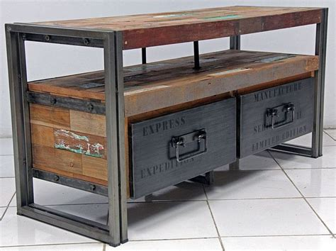 Diy Rustic Industrial Furniture