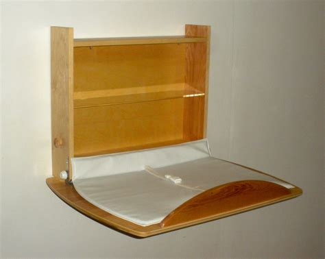 Diy Wall Mounted Changing Table