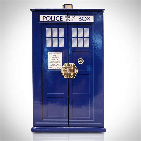 Doctor Who Storage