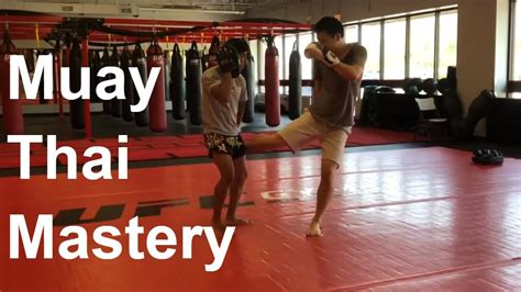 Doing Muy Thai As A Workout Beginner