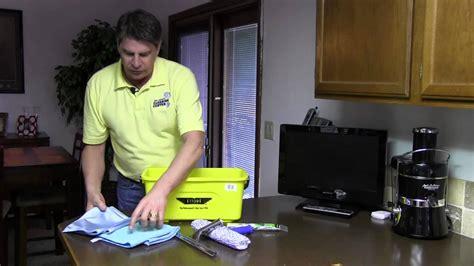 Don Aslett Window Cleaner