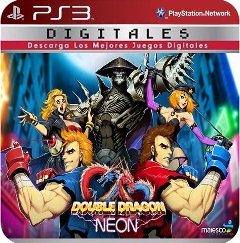 Double Dragon Neon PS3