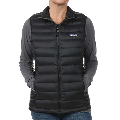 Down Vests for Women