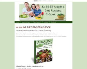 [click]download Alkaline Recipes E-Book  Alkaline-Recipes Com