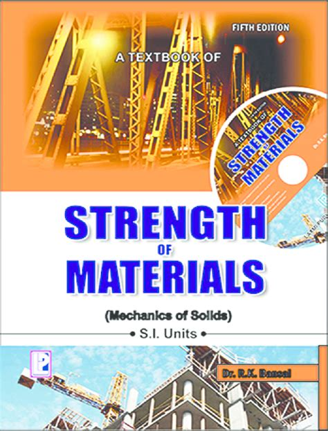 [pdf] Download Applied Strength Of Materials 5th Edition 2008 Pdf.