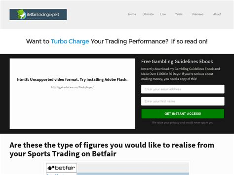 [click]download Betfair Trading Expert 4 Systems For 1 Price Great Conversions.