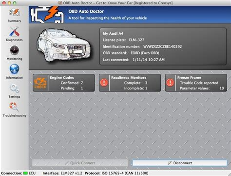 Download Obd-Ii Software For Free Obd Auto Doctor.