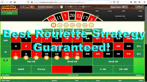 [pdf] Download Roulette System - Winning Roulette Strategy .