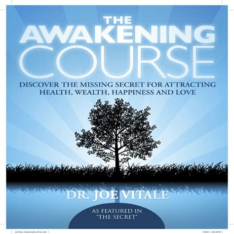 [click]download The Awakening Course Attracting Wealth Health Happiness And Love.