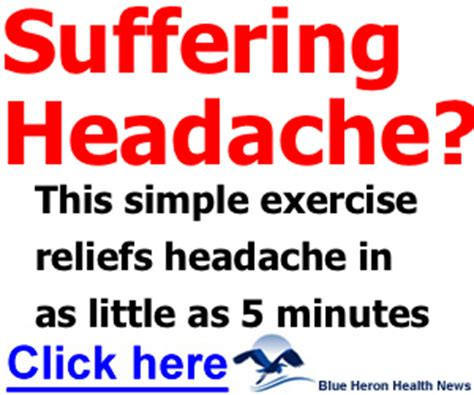 Download The Migraine And Headache Program! - Blue Heron.