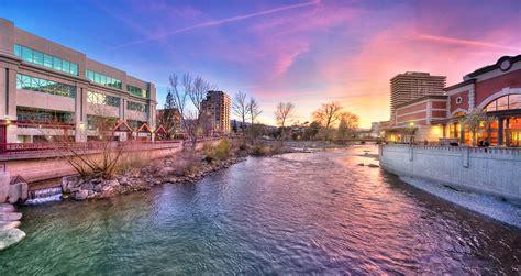 Downtown Reno NV