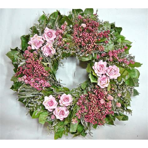 Dried Flowers And Wreaths Llc 22  Red Berry Wreath .