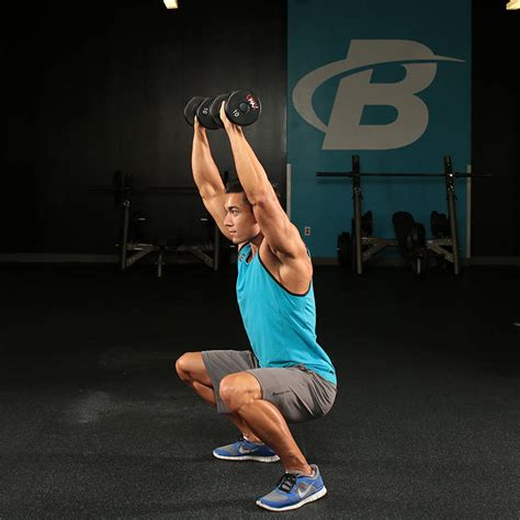 [click]dumbbell Exercises  Exercise Guides  Bodybuilding Com.