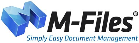 [pdf] Easy Document Management - M-Files.