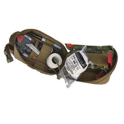 Echosigma Emergency Systems Trauma Kit Brownells.