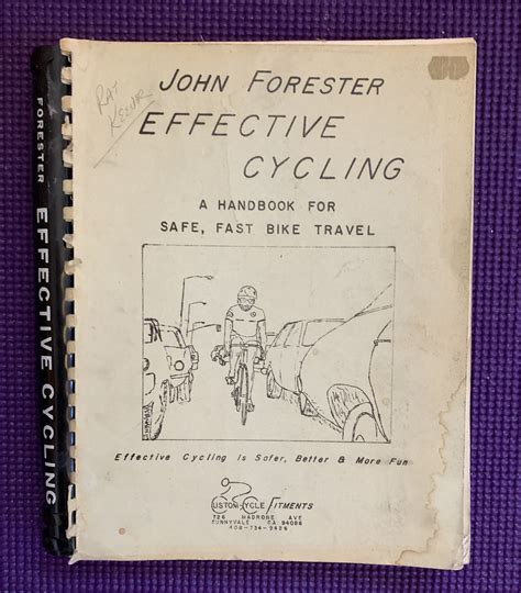 [pdf] Effective Cycling Instructor S Manual - Forester.