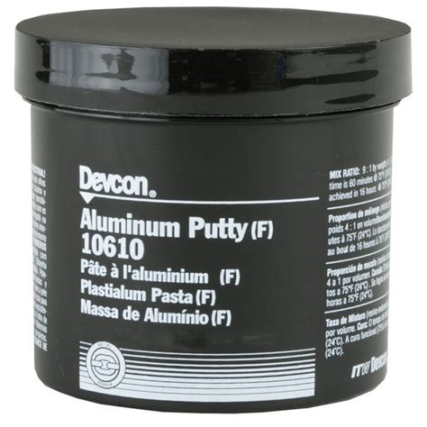 Epoxy Metals Epoxy Steel Putty - Brownells Uk.