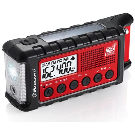 Er310 E Ready  Emergency Crank Weather Radio - Midland Radio.