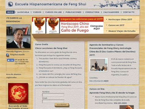 @ Escuela Hispanoamericana De Feng Shui - My-Reviews Net.