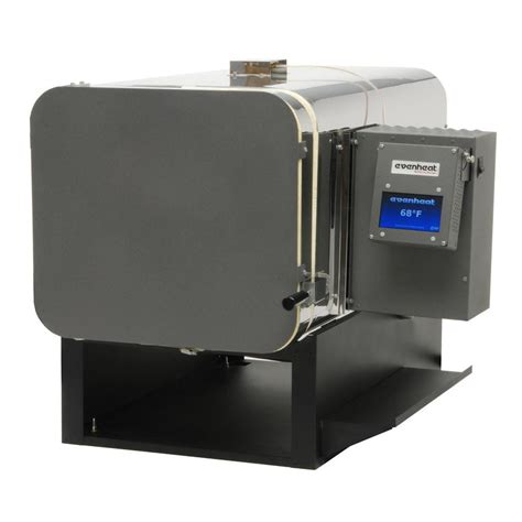 Evenheat Kiln Inc Ht-1 Heat Treat Oven And Color Case .