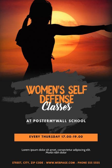 [click]easy 6-Step Self-Defense Online Course For Women.