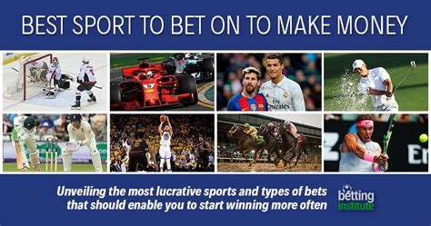 Easy Bets To Win Money (best Sport To Bet On To Make Money.