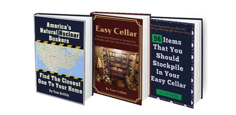 Easy Cellar By Tom Griffith: Your Prep For Crisis By Tom Griffith.