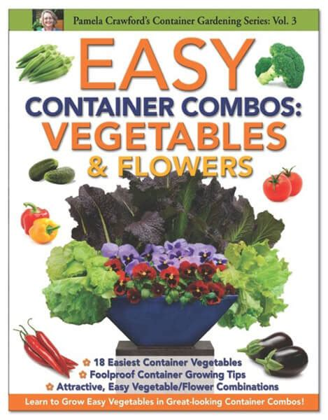 [pdf] Easy Container Combos Vegetables And Flowers Container .