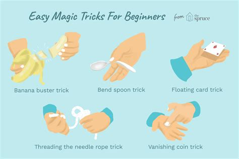 @ Easy Magic Tricks For Kids And Beginners.