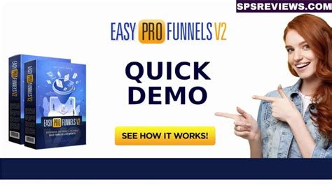 Easy Pro Funnels Demo Video Walkthrough - Youtube.