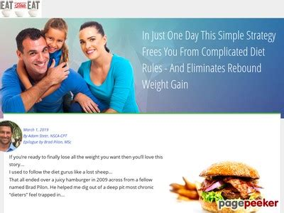 Eat Stop Eat And More Brad Pilon Bestsellers - Quick Slimmer.