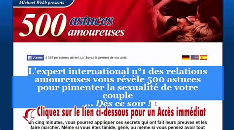 [click]ebook 500 Astuces Amoureuses Reviews Downloads Ebooks .