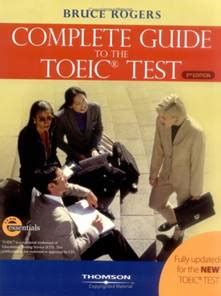 [pdf] Ebook Complete Guide To The Toeic Test - Wordpress Com.
