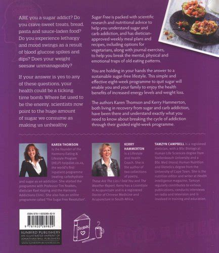[pdf] Ebook Sugar Free 8 Weeks To Freedom From Sugar And Carb .