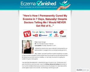 [click]eczema Vanished     1 Converting Eczema Product On Cb.