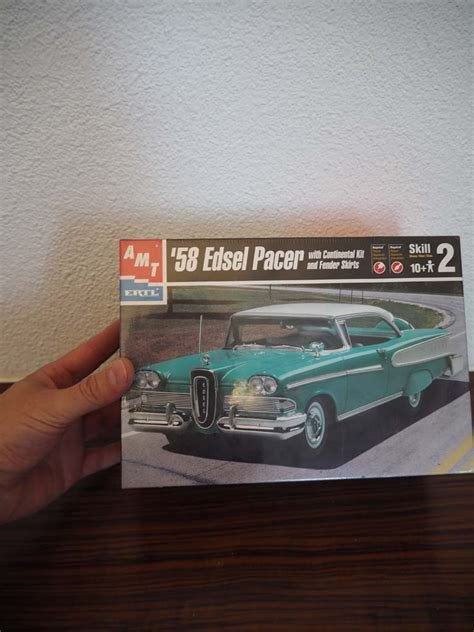 Edsel Shop Manual - Esy.es.