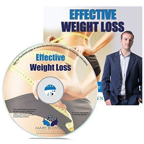 Effective Weight Loss Hypnosis Cd - Acts On Your Subconscious To.