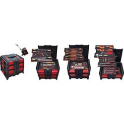 Ega Master Mechanic Master Set 103 Pcs With Trolley .