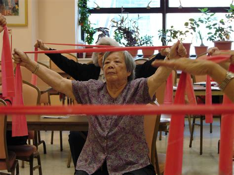 Elderly: Exercise Program Helps Reduce Pain And Improve Mobility.