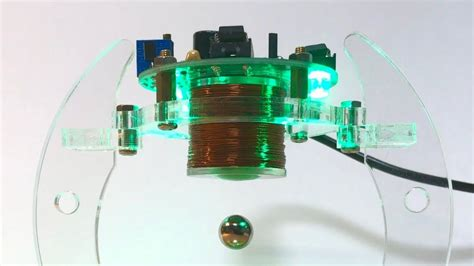 Electromagnetic Levitation - K&j Magnetics.