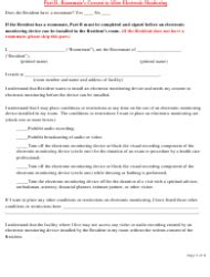 [pdf] Electronic Monitoring Notification And Consent Form - Illinois.