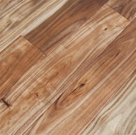 Elegance Plyquet 9 Mile Creek Acacia Hand Scraped Floor .