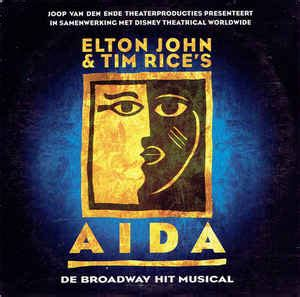 [click]elton John And Tim Rice S Aida By Elton John .