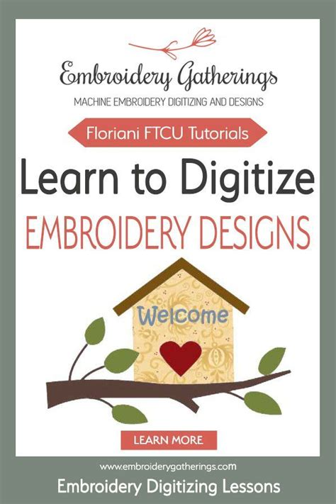 @ Embroidery Gatherings - Learn To Digitize Embroidery .
