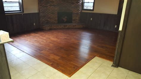 Engineered Hardwood Flooring Installation Services .