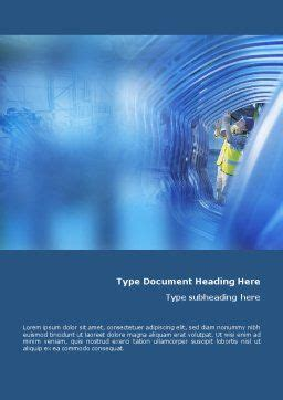 @ Engineering Word Template 01548  Poweredtemplate Com.